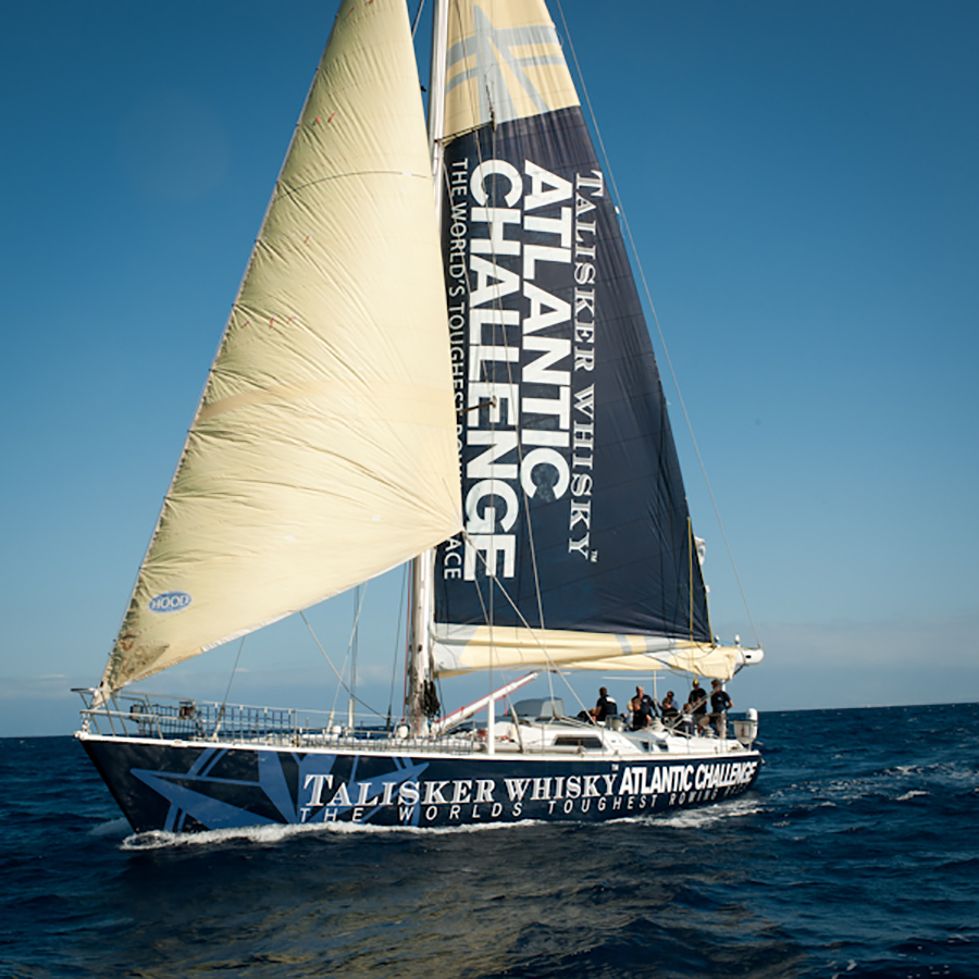 Luke James Miller Talisker Atlantic Challenge